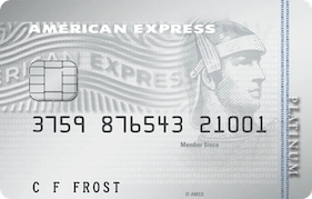 American Express Platinum Cashback Everyday Credit Card