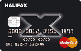 Halifax Low Rate Credit Card
