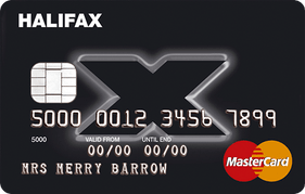 Halifax FlexiCard Credit Card