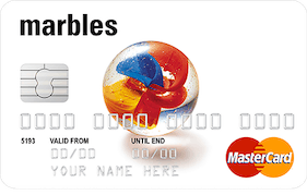 marbles classic 24.8% credit card