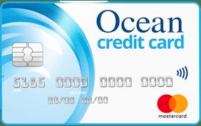 Ocean Credit Card MasterCard