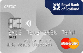 Royal Bank of Scotland Clear Rate Platinum Credit Card MasterCard