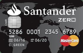 Santander Zero