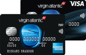 Virgin Atlantic Black Credit Card Account