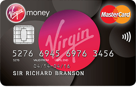 Virgin 27 Month All Round Credit Card